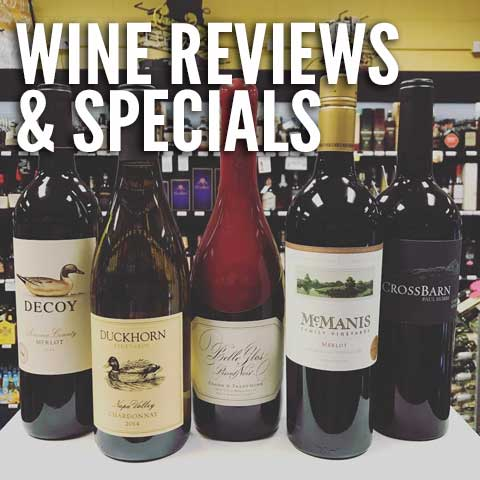 Hurricane Liquor Wine Reviews & Specials